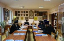 Відбулося засідання Учбового комітету при Священному Синоді УПЦ