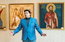 Відкрито виставку сакрального християнського живопису в м. Києві