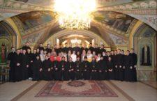 Торжественный акт по случаю окончания учебного года в Харьковской духовной семинарии