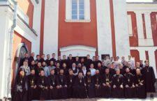 З нагоди престольного свята відбулось вручення дипломів випускникам ВДС
