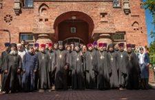 Торжественный акт по случаю Второго выпуска Сумской духовной семинарии